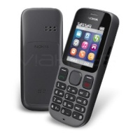 Nokia Nokia 101 Dual SIM Music Phone - Phantom Black
