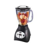 Oster 6887 Digital Core 18-Speed Blender, Black