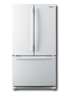 Samsung RF217ABWP (20 cu. ft.) Bottom Freezer French Door Refrigerator
