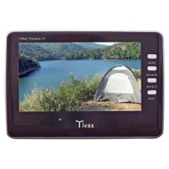 Tivax HiRez7 7-Inch Handheld Digital Widescreen LCD TV