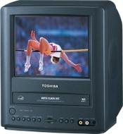 Toshiba MV9DM2 9 in CRT TV / VCR Combo