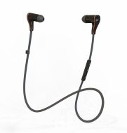Wireless Bluetooth Headphones - BLUETTEK® Mini Sports Bluetooth V4.0 Voice Control Stereo Jogger Earbuds In-ear Bluetooth V4.0 Headsets Super Bass Han