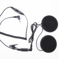 sale!! shark shklxh1 Radio Headset kit for Half-Face (1/2 face) Motorcycle Helmet Connects to MP3 iPod iTouch blackberry etc Player Audio devices
