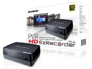 AVerMedia - HD EzRecorder Plus Video Recorder C283SAF