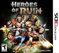 Heroes of Ruin (Xbox 360)