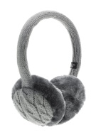Kitsound Chunky KNIT Audio Earmuffs