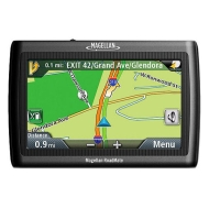 Magellan RoadMate 1420 4.3 Widescreen GPS with 3 Color S...