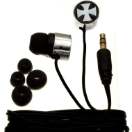 Nemo Digital NFY10167 Iron Cross Earbud