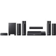 Sony BDVN790 1000W 3D Wi-Fi Blu-ray Home Cinema System with Rear Wireless Speakers (New for 2012)