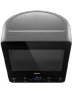 Whirlpool WMC20005YD - 0.5 Cu. Ft. Compact Microwave - Silver