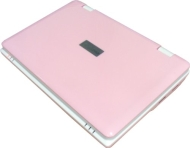 "7"" Pink Mini Netbook Laptop Wifi 2GB 128MB"