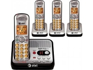 AT&T EL52400 4-Handset Answering System