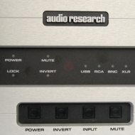 Audio Research DAC 7
