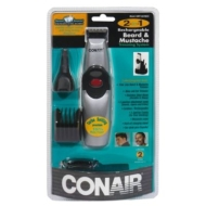 "Conair 2"" Wet/Dry Tourmaline Ceramic Flat Iron CS36CS"