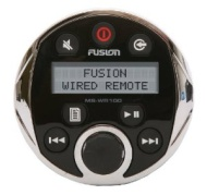 Fusion True Marine IP65 Waterproof Wired Remote Control - Grey