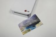LG Portable Pocket Photo Printer