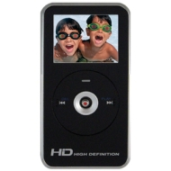 MoviePix HD-DV Digital Camcorder (20HDBK) - Black