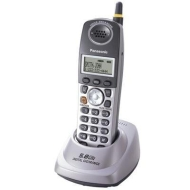 Panasonic Consumer 5.8GHz Expandable Phone