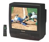 "Panasonic PV-C2081 20"" HIFI TV/VCR"