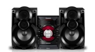 Panasonic SC-AKX38EB-K 550W Mini Hi-Fi CD System with Wireless Audio Streaming