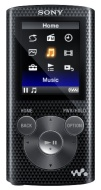 Sony 16GB NWZ-E385 Series Walkman MP3 Player NWZE385BLK