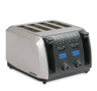 Toastess Tt-322 Silhouette Stainless-steel Digital Coun