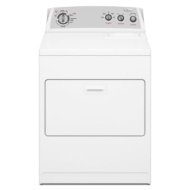 Whirlpool WGD5700V Magna Red Gloss 7.0 cu. ft. Super Capacity Plus Gas Dryer - WGD5700V