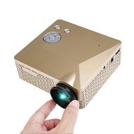 Crenova® BL-18 Eye Protection 60 Lux LED Portable Mini Projector Multimedia HDMI USB SD AV VGA for PC Laptop iPhone Phone Mac Home Cinema Theater LCD