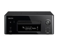 RCD-N8BK Network CD Receiver with iPod Dock, AirPlay & DLNA in Black