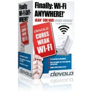 Devolo dLAN 500 Wi-Fi Adapter