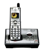 GE 28041 5.8 GHz 1-Line Cordless Phone