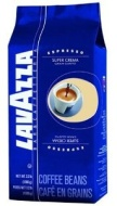 Lavazza Super Crema Coffee, Whole Beans in Bag - 2.2lbs.
