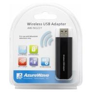 Mitsubishi AW-NU231 IEEE 802.11n (draft) - Wi-Fi Adapter