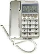 Northwestern Bell Big-Button Plus Phone with Caller ID and Braille Keypad (20270-1)