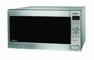 Panasonic NN-SD962S 2.2 Cubic Feet 1250-Watt Inverter Microwave, Stainless Steel