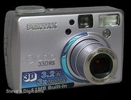 Pentax Optio 330RS