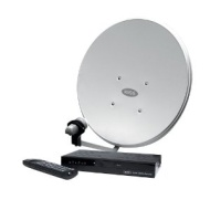 Ross 2230GKT-RO SD Satellite Kit with Free to Air SD Satellite Receiver