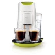 Philips Senseo Twist HD7870/10 POD Coffee System - White/ Green