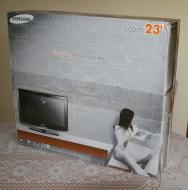 "Samsung LNT-53 Series LCD TV (19"",23"",26"",32"",40"")"