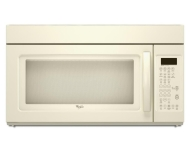 Whirlpool 30&quot; 1.7 cu. ft. Microhood Combination Microwave Oven