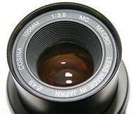 Cosina 100mm f/3.5 Macro