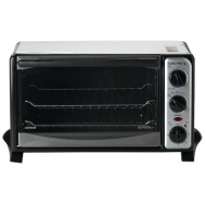 Euro-Pro TO283 Convection Toaster Oven,Stainless Steel