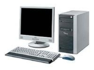 Fujitsu Siemens SCENICO P320 - Athlon 64 3200+ 2.2 GHz