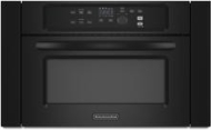 "KitchenAid Architect Series II 24"" Built-in Microwave Oven - White"