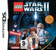 Lego Star Wars II: The Original Trilogy (Nintendo DS)