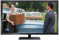 NuVision Lucidium NVU55FX5LS LCD HDTV