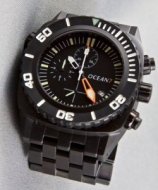 OCEAN7 G-2S Dive Chronograph Watch