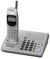 Panasonic KX-TG1000N 2.4 GHz Cordless Phone