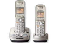 Panasonic KX-TG4024N DECT 6.0 Cordless Phone w/ Answering System and 3