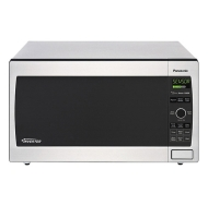 Panasonic NN-SD697S Stainless Steel 1300 Watts Microwave Oven